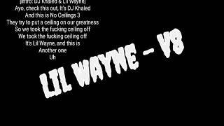 Lil Wayne - V8 (We paid remix) [Lyrics]