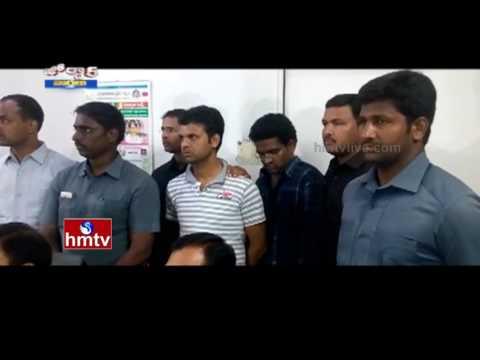 పదిలో పదిసార్లు ఫెయిల్ అయ్యారా.! | Fake Educational Certificate Racket Busted |Jodar News | HMTV
