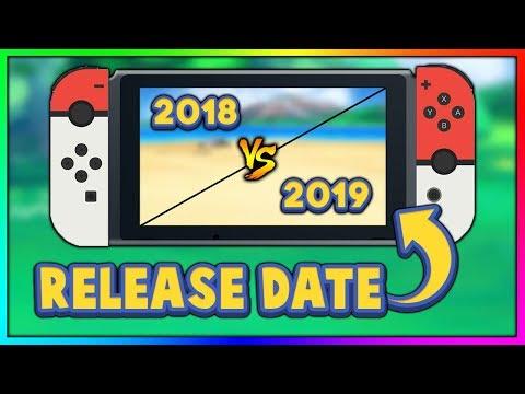 POKÉMON SWITCH RELEASE DATE! - Will Pokémon Switch Release this Year?