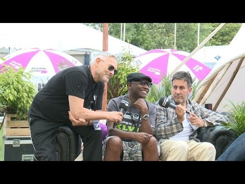 The Specials Interview: Isle of Wight Festival 2014