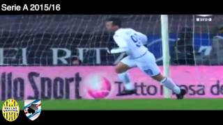 Video Gol Pertandingan Hellas Verona vs Sampdoria