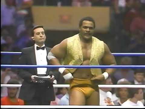 WCW Wrestle War 1989
