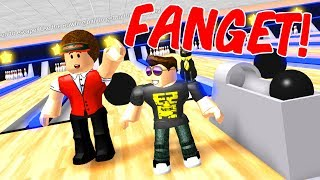 FANGET I BOWLINGHALLEN! - Roblox Escape The Bowling Alley Obby Dansk
