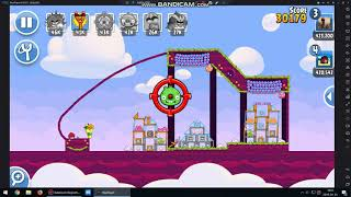 Angry birds friends level 7 2019.01.21