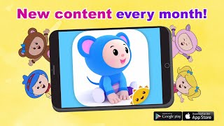Video Reactions Promo | Download Fun App | Music, Videos, Games and More | Mother Goose Club