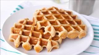 Waffle Hamuru Nasıl Yapılır-Değişik Tatlı Tarifleri