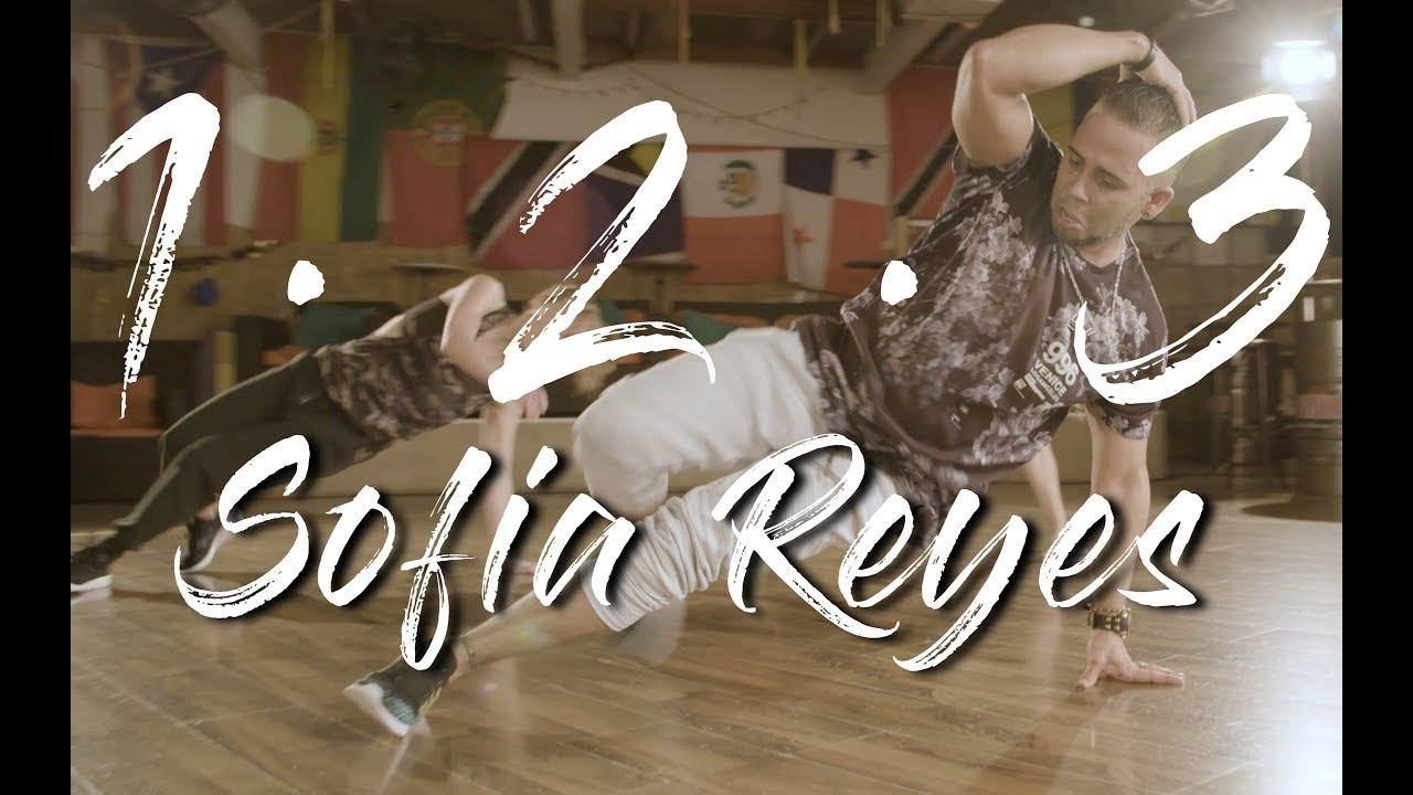 Sofia Reyes - 1,2,3 ft. Jason Derulo & De La Ghetto (DANCE ...