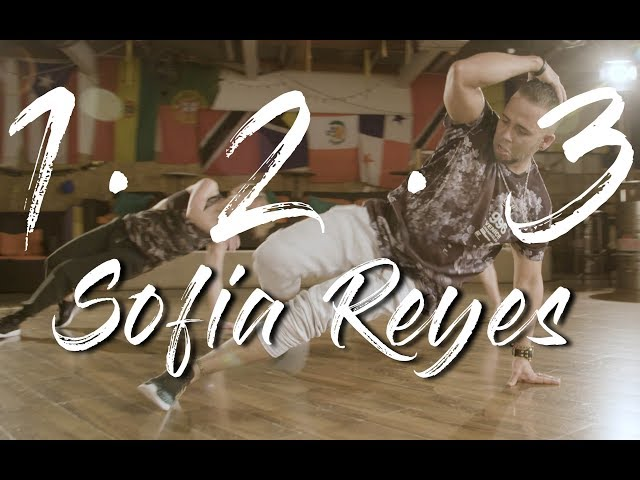 Sofia Reyes - 1,2,3 ft. Jason Derulo & De La Ghetto (DANCE CHOREOGRAPHY)