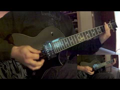 Lamb of god - Remorse is for the dead - guitar cover