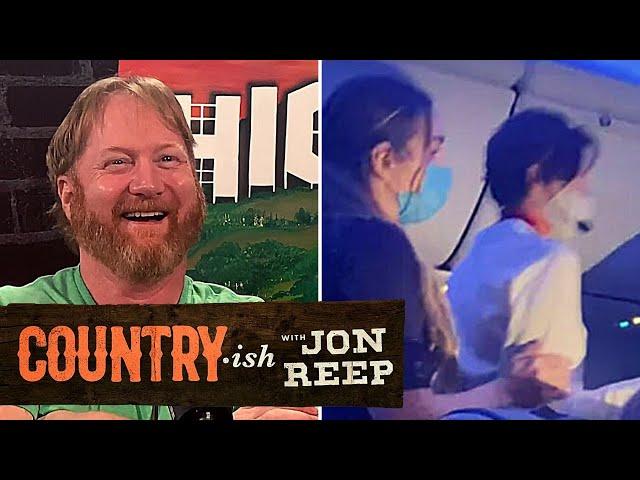 'Air Karen' WREAKS HAVOC On Delta Air Lines!   Country·ish with Jon Reep
