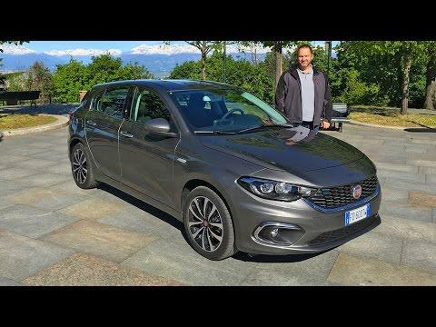 Bild: Neuer Fiat Tipo 2016 - ein Test
