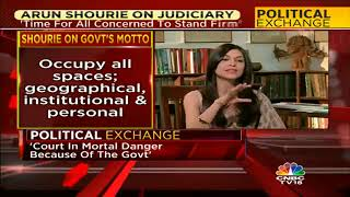 Is The Judiciary In Trouble? Author & Economist Arun Shourie Tells Us