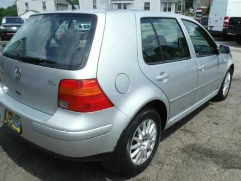 2005 Volkswagen Golf 1 9 Tdi Gls 5 Sd Manual Sunroof 40 Mpg 4 Door Clean Akron Ohio