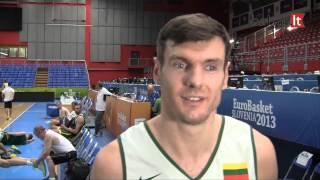 """""""Eurobasket 2013"""": Lietuvos rinktinės pokštai ir """"perliukai"""""""