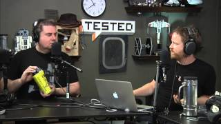 OCTOBERKAST 2013 - Part 7 - LEGO Build Off, Bill Doran, Jeff Gerstmann, Adam Savage