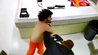 Inmate attacks guard in escape attempt