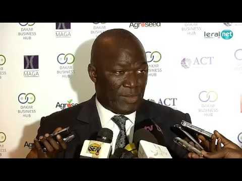 Dakar Business Hub - Conférence de presse
