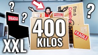 My 2nd Big XXL Unboxing! (400KG)