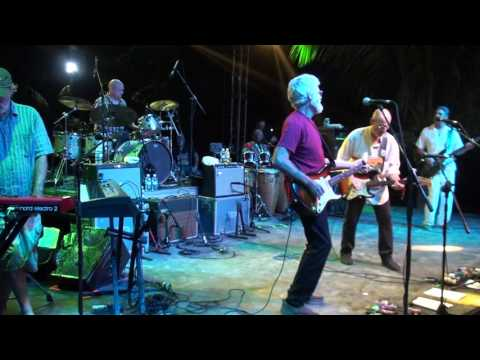 Little Feat - full show - Feat Camp 1-9-16 Runaway Bay, Jamaica SBD HD tripod