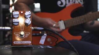 Mad Professor 1 | Distortion & Reverb Pedal | Music Junction