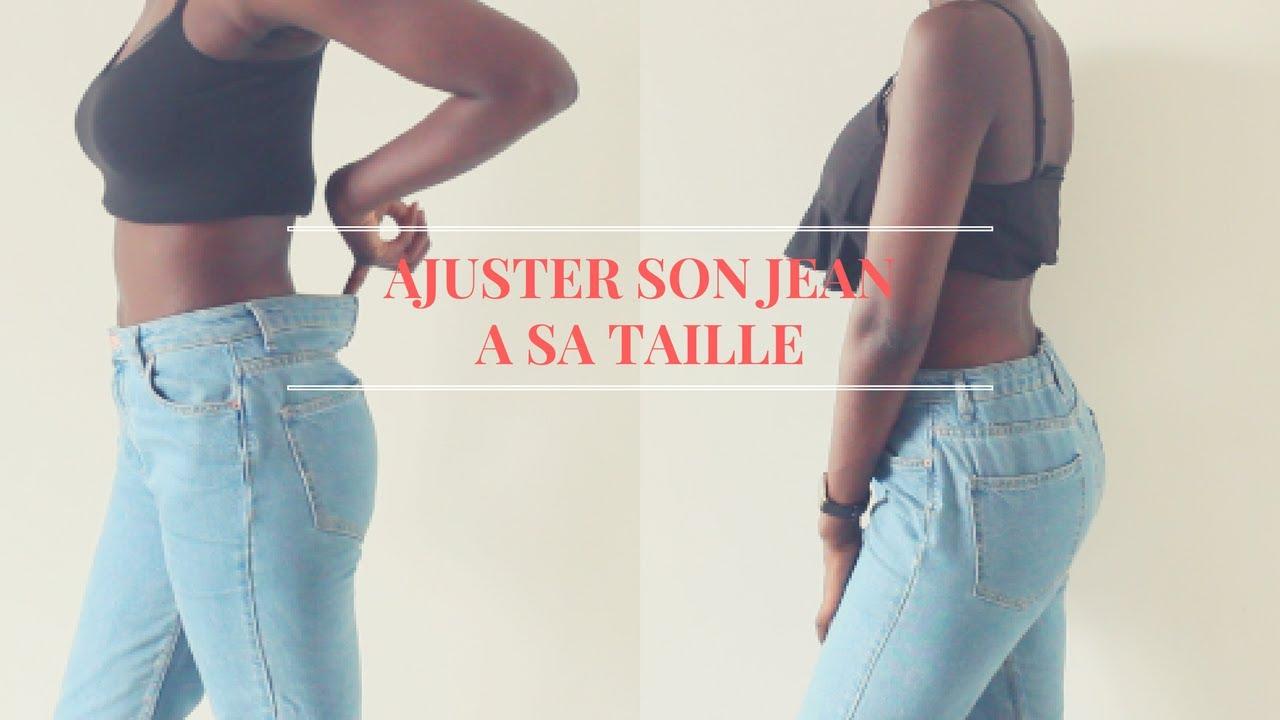 Ajuster Son Jean A Sa Taille Mymodamoi