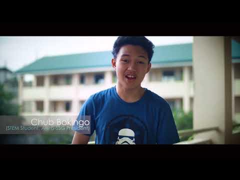 ANHS-Senior High School Journey