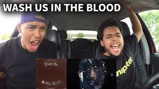 Baixar Kanye West - WASH US IN THE BLOOD (ft. Travis Scott) REACTION REVIEW