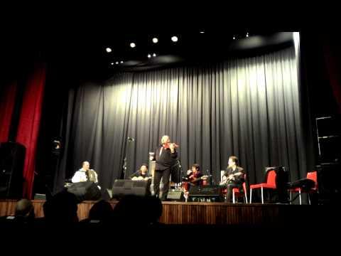 Lache Cercel: The Roma Swing Ensemble 2015.04.16 (Eskisehir, Turkey)