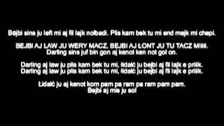 Kapitan Bomba - The Andrzejs - Ania Dupa + [NAPISY PL] !!!