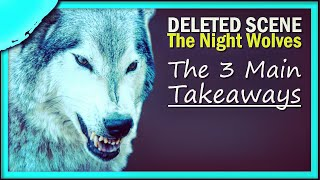 The Top 3 Reasons HBO should NOT have deleted the Game of Thrones Season 8 Episode 3 Wolfpack Scene