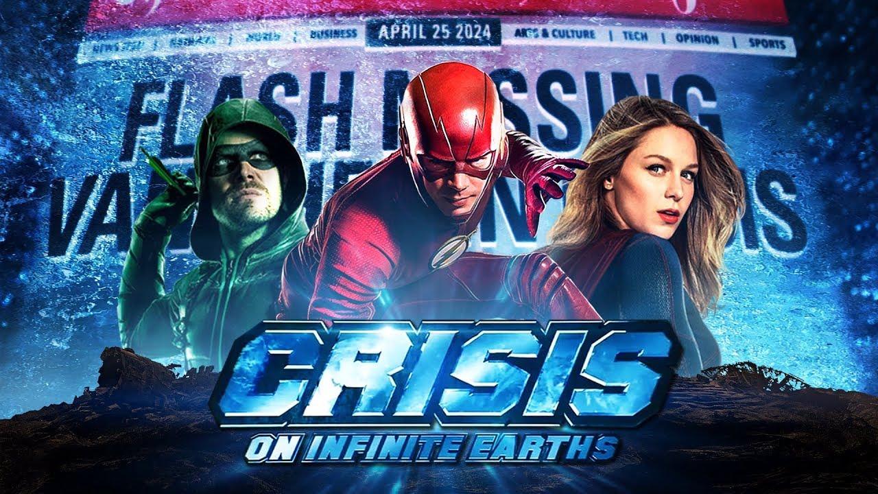 Download Crisis On Infinite Earths (2019) An Arrowverse Fan Trailer