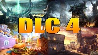 Outlaw, Micro, Rapture, Citadel, Revelations (Black Ops 3 DLC 4 Salvation)