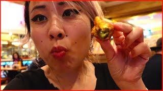 HOW MUCH DO I EAT AT BUFFET?! - Barona Hotel Buffet in San Diego #RainaisCrazy