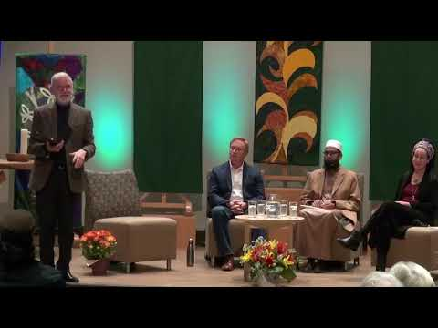 Interfaith Dialogue with three cultures