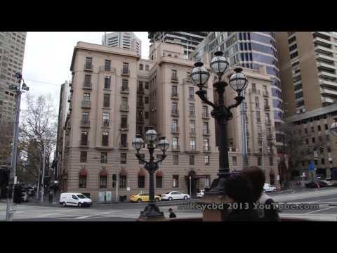 The Old Treasury Building Parliament Melbourne Vic Australia