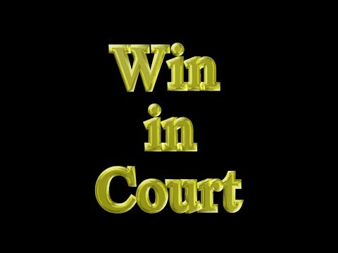 "Traffic & Criminal ""court"" procedures"
