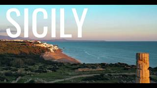 TRAVEL VIDEOS | Sicily | 4K Mavic Pro 2