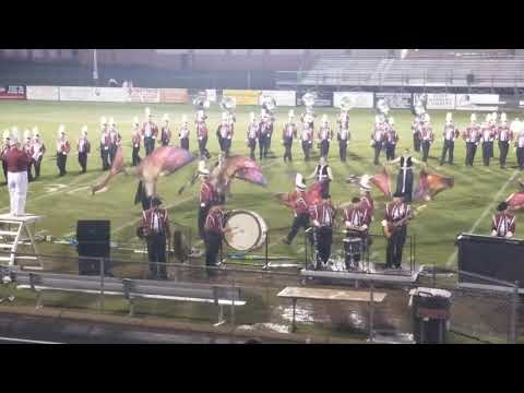 My Hardin County High School Band The Pride Field Show Performance 9/28/2018