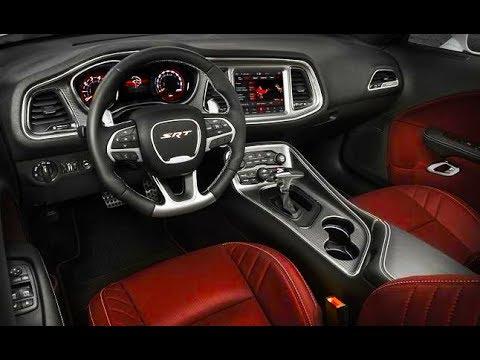 2019 Dodge Challenger Srt Hellcat Redeye Interior Youtube