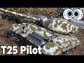 MISTRZOSTWO ŚWIATA CZY BITWA ŻYCIA? - T25 Pilot - World of Tanks