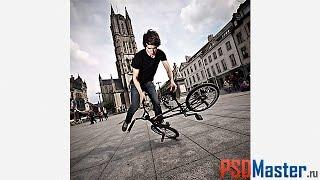 Обработка фотографий в фотошопе в стиле Дэйва Хилла(Еще больше видео на сайте - http://psdmaster.ru/ Видеоурок размещен с разрешения автора! Источник: http://www.photoshop-professional...., 2012-10-27T10:55:18.000Z)
