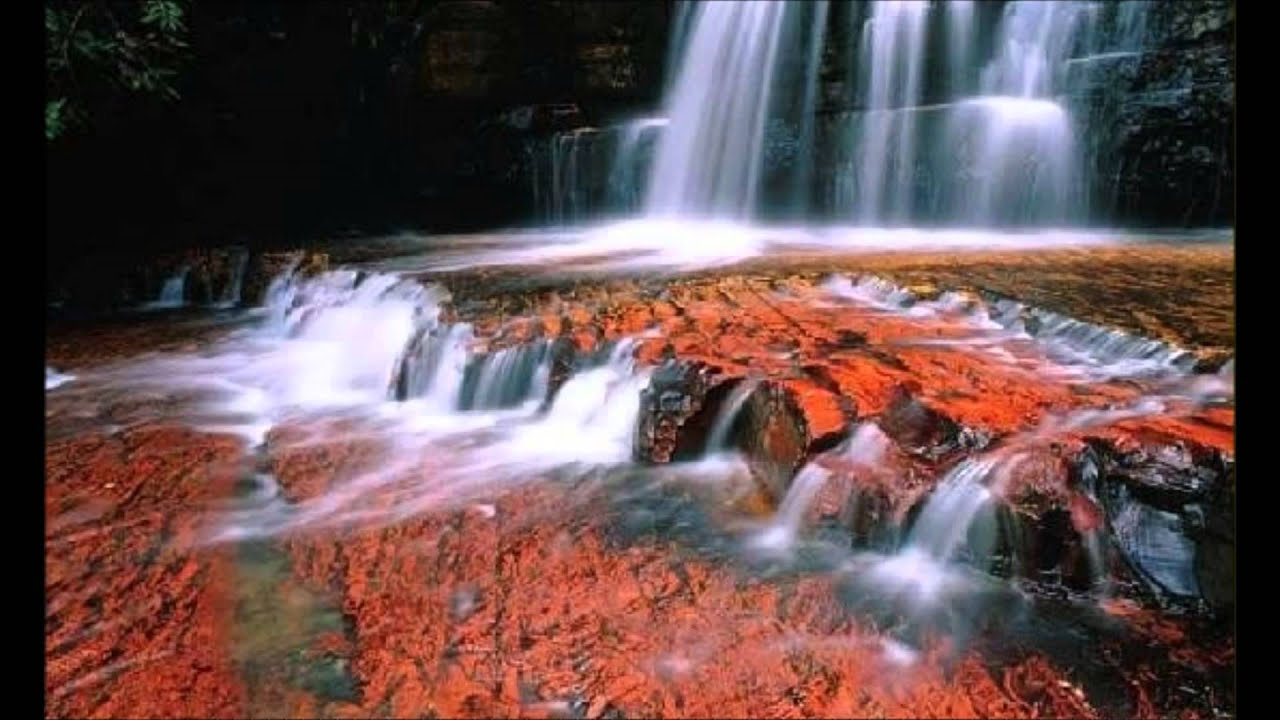 Paisajes Wallpapers Full Hd Ca 241 O Cristales La Plus Belle Rivi 232 Re Du Monde Youtube