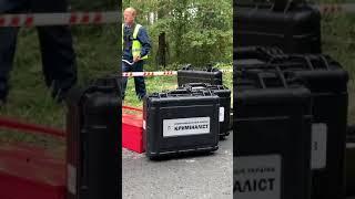 Покушение на Шефира: видео с места происшествия