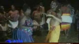 Giriama wedding ceremony