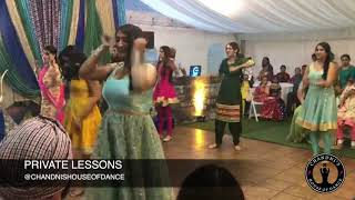 Family Performance For Brothers Maiyan | Punjabi Wedding Performance | Bollywood Wedding Dance|