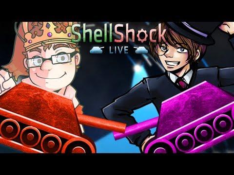 Er trifft noch schlechter als ich!● ShellShock Live