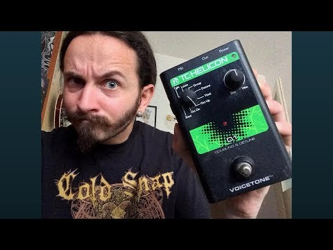 Tc Helicon Voicetone D1 Review (Buya)
