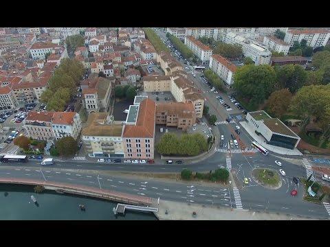 ACTUA DRONE et INSTITUTION ROBIN à Vienne - Isère - France
