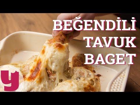 Beğendili Tavuk Baget Tarifi (Parti Fırında Başlıyor!) | Yemek.com