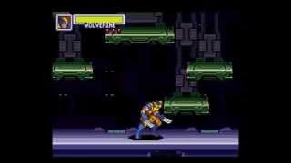Marvel Super Heroes - War of Gem - MAGUS (SNES)